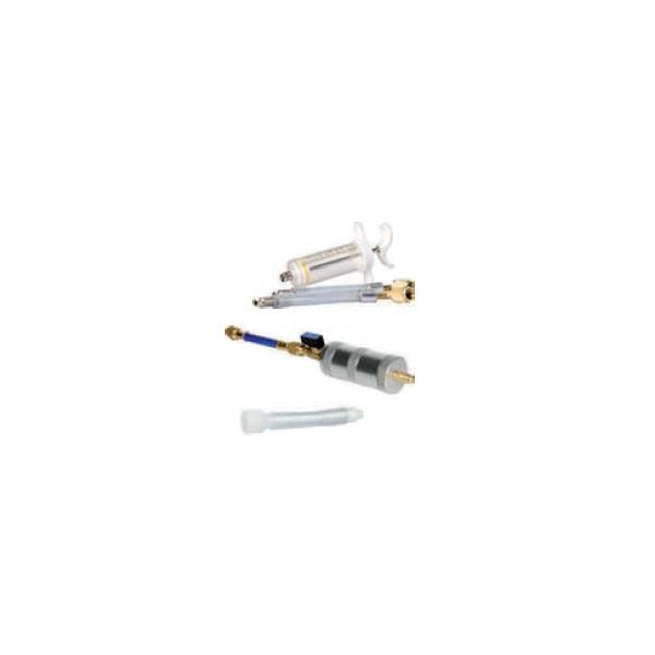 Errecom Brilliant Einfüllspritze 50ml inkl. 2 Univ. Profi-Flex-Adapter 120mm