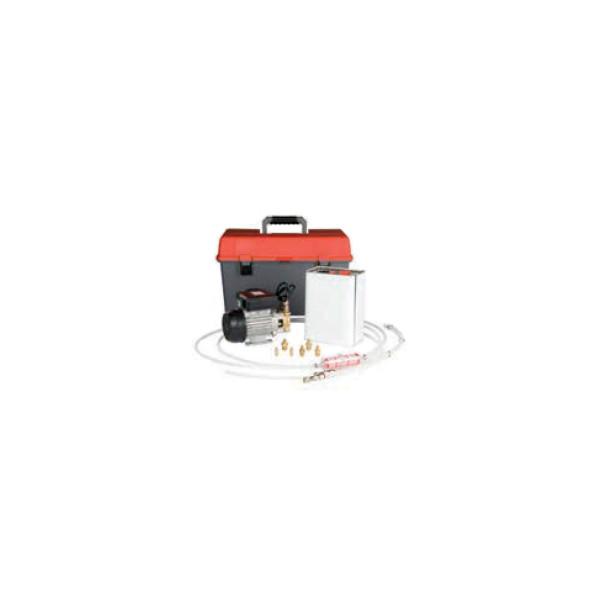 Errecom Pump-Spülsystem 14L/min Koffer m.Pumpe, Schläuche, Kanister+Zub.