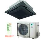 Daikin Klimaanlage Roundflow Zwischendeckengerät FCAG35B(-3)/ RZAG35A 3,5 kW Kühlen- R32 inkl. Blende /IR-FB