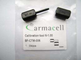 Kalibrierwerkzeug zur Montage von SAE-Flare-Fittings SF-CTM-012