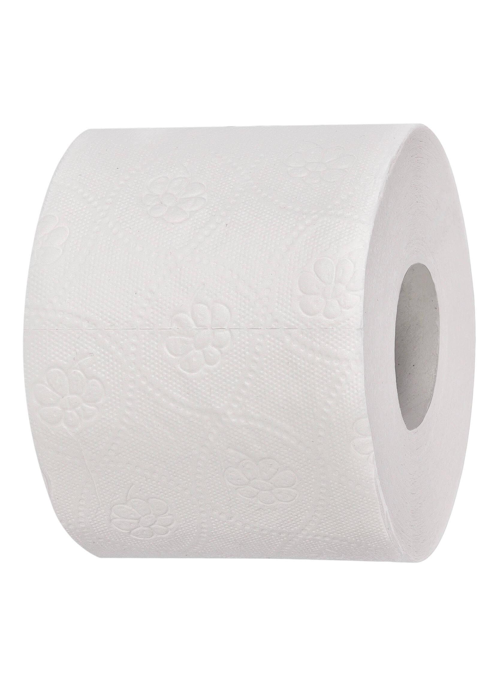Toilettenpapier Premium | 3-lagig | 100% Zellstoff - 72 Rollen