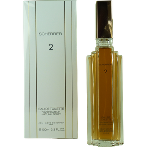 Jean Louis Scherrer No.2 100ml Eau de Toilette Spray