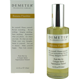 Demeter Banana Flambee 120ml Cologne Spray