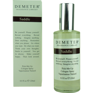 Demeter Saddle 120ml Cologne Spray