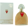 Emanuel Ungaro Diva 100ml Eau De Toilette Spray
