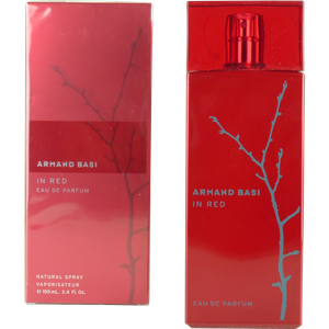 Armand Basi in Red 100ml - 3.4oz Eau de Parfum Spray