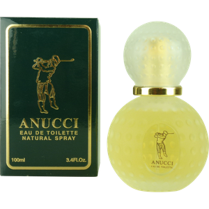 Anucci for Men 100ml Eau de Toilette Spray