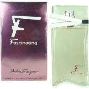 Salvatore Ferragamo F for Fascinating 90ml Eau de Toilette Spray