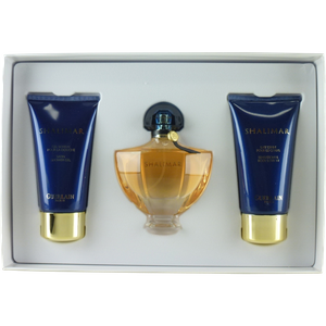 Guerlain Shalimar Set 50ml Eau de Toilette Spray + 75ml BL + 75ml SG – Bild 3
