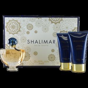 Guerlain Shalimar Set 50ml Eau de Toilette Spray + 75ml BL + 75ml SG – Bild 1