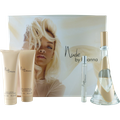 Rihanna Nude Set 100ml Eau de Parfum Spray + 90ml BL + SG + 10ml EDP