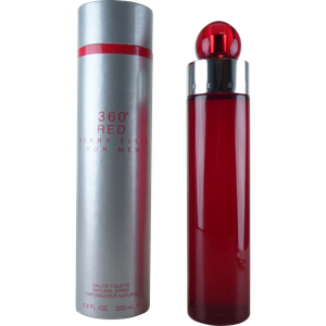 Perry Ellis 360° Red for Men 200ml Eau de Toilette Spray