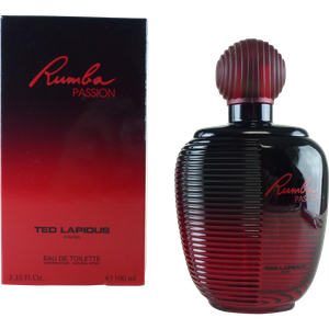 Ted Lapidus Rumba Passion 100ml Eau de Toilette Spray