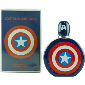 Marvel Captain America 100ml Eau de Toilette Spray