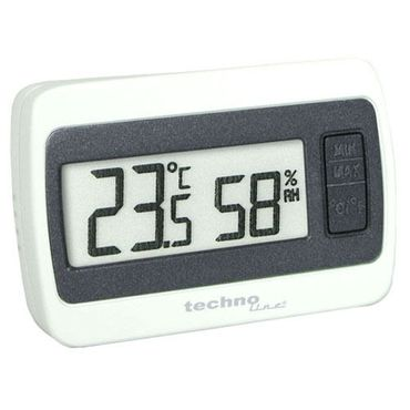 MIN-MAX-MINI-THERMOMETER-HYGROMETER DIGITAL WS 7005 AUTO-FENSTER-THERMOMETER