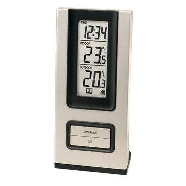 INNEN-AUSSEN-THERMOMETER TECHNOLINE WS 9117 IT MAX. 3/ INKL.1 SENDER TX 29 IT