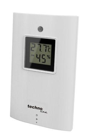 TX 70 DTH  Aussen-Sender TX70 DTH  Ersatz-Sensor für Technoline WS 6750, WS 6760