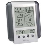 EUROPA-FUNK-WETTERSTATION TECHNOLINE WM 5412 METEOTRONIC WM5412 INKL. TX 38 IT 001