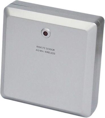 LED WETTERSTATION MIN/MAX WS 6850 WEISS THERMOMETER WECKER SENSOR HYGROMETER – Bild 3