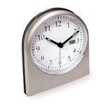 DESIGN- FUNK-WECKER FUNKWECKER TECHNOLINE WT 755 LAUTLOS OHNE SEKUNDENTICKEN  001