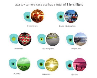Technoline ACA Kreativkameragehäuse für iPhone 5/5s   – Bild 2