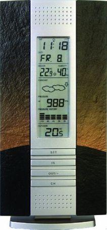 SCHIEFER-WETTERSTATION FUNK- PROFI-WETTER-STATION WS 7394 SUN-TERRACOTTA TECHNOLINE 1 SENDER TX 29 INKL.  – Bild 1