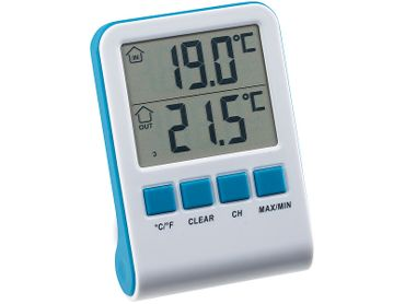 Funk-Poolthermometer Teichthermometer Wasserthermometer Digital inkl. Batterien – Bild 2
