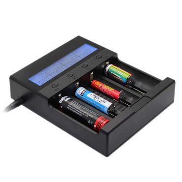 Technoline BC 3500 Ladegerät mit LCD Display   – Bild 2