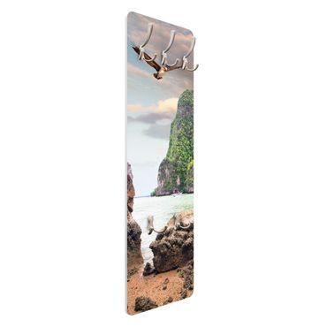 Garderobe Thailand Beach II - Vertikal – Bild 2