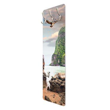 Garderobe Thailand Beach II - Vertikal – Bild 3