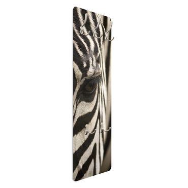 Garderobe Zebra Augenblick- Vertikal – Bild 2