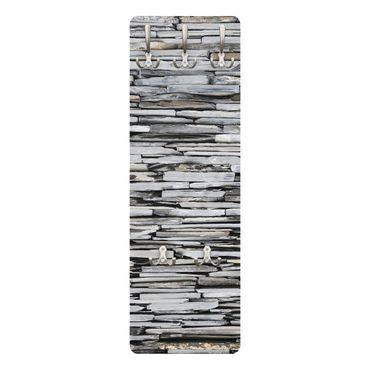 Garderobe Grey Stonewall - Vertikal – Bild 1