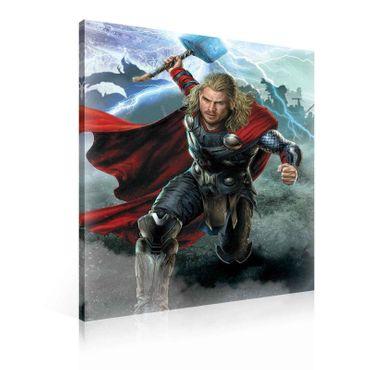 Leinwandbild - Marvel Thor I – Bild 1