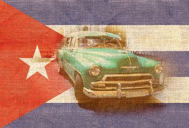 Vliestapete Cuba 372x254cm
