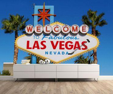 Vliestapete Welcome to Las Vegas 372x254cm – Bild 2