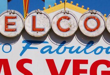 Vliestapete Welcome to Las Vegas 372x254cm – Bild 3