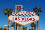 Vliestapete Welcome to Las Vegas 372x254cm