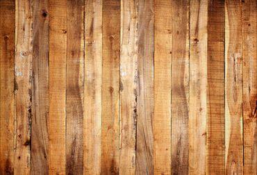 Vliestapete Vintage Wooden Wall 372x254cm – Bild 1