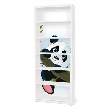 Möbelfolie Billy - Panda – Bild 2