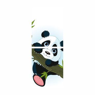 Möbelfolie Billy - Panda – Bild 4