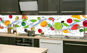 Küchenrückwand Fruits – Bild 1