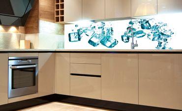 Küchenrückwand Cubes – Bild 1
