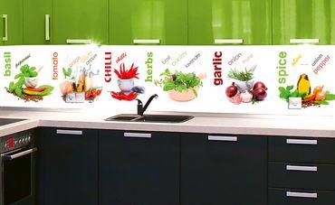 Küchenrückwand Spice – Bild 1