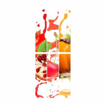 Möbelfolie Billy - Fruit Splash – Bild 4