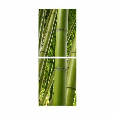Möbelfolie Billy - Bamboo – Bild 4