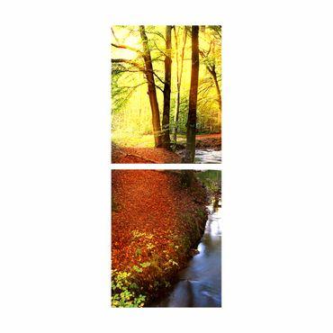 Möbelfolie Billy - Fairytale Forest I – Bild 4