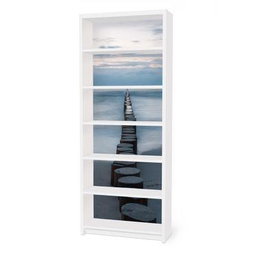 Möbelfolie Billy - Baltic Sea – Bild 3