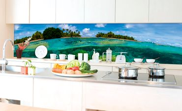 Küchenrückwand - Coral Reef – Bild 1