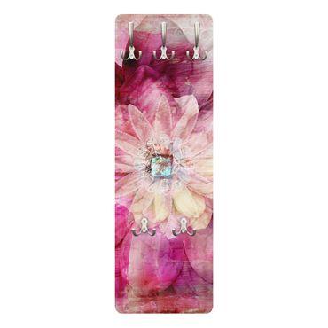 Garderobe Gerbera Flower - Vertikal