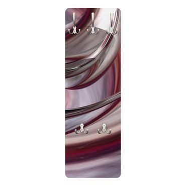 Garderobe Burble Swirls - Vertikal